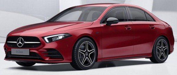 Vorbei! Gewerbe: Mercedes A250e Limousine AMG Line (2020 Edition) Hybrid mit 262PS für 70€mtl. netto