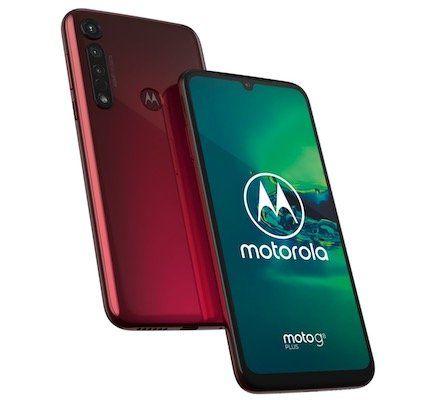 Motorola Moto G8 Plus   6.3 Zoll Dual SIM Smartphone mit 64GB für 169€ (statt 229€)