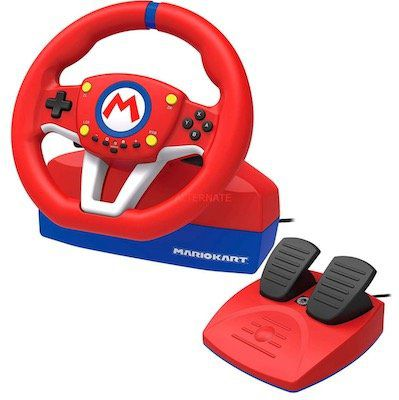 Hori Mario Kart Racing Wheel Pro Mini (Nintendo Switch) für 44,99€ (statt 57€)