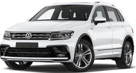 Menschen mit Schwerbehinderung: VW Tiguan Highline 2.0 TSI OPF 4MOTION mit 190PS für 199€mtl.