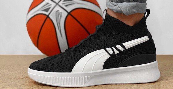 Puma Clyde Court Herren Basketballschuhe für 43,94€ (statt 60€)