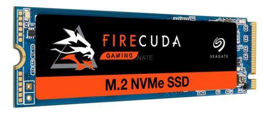 Seagate SSD FireCuda 510 500GB PCIe NVMe M.2 für 96,89€ (statt 110€)