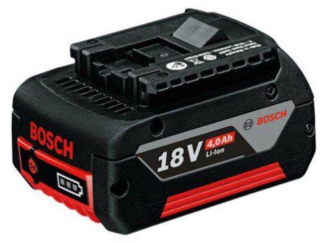 Bosch GBA 18V 4,0 Ah M C Professional Akku für 44,91€   eBay Plus