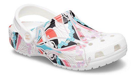 Crocs Liberty London X Classic Clog für 35,99€ (statt 54€)