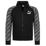 Puma T7 AOP Herren Trainingsjacke für 28,94€ (statt 52€) – XS bis L