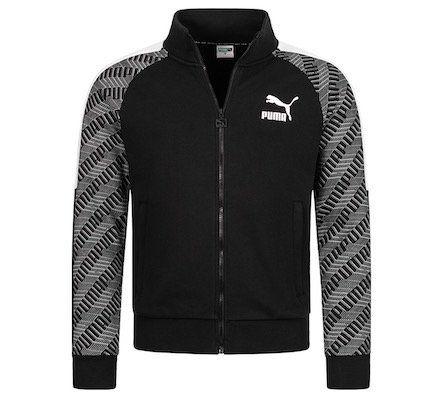 Puma T7 AOP Herren Trainingsjacke für 28,94€ (statt 52€)   XS bis L