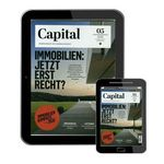 1 Jahr Capital Digital e-Paper für 75€ + bis 75€ Gutschein