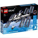 Lego Ideas – Internationale Raumstation (21321) für 69,99€(statt 87€)