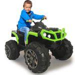 Jamara Kids Protector Quad Ride-On in Schwarz-Grün inkl. Akku und Ladegerät ab 131,99€ (statt 173€)
