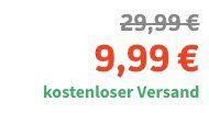 Beurer AS 81 Fitness Tracker in Lila für 9,99€(statt 24€)
