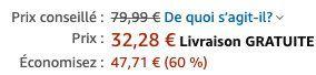 Vorbei! Philips Hue LivingColors Bloom für 36,66€ (statt 57€)