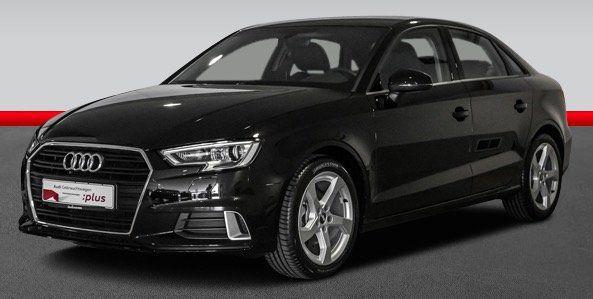 Inzahlung + Gebraucht: Audi A3 Limousine Sport TDI S tronic mit 116 PS für 202€mtl.