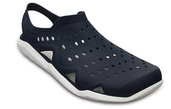 Crocs Swiftwater Wave Allzweck Sandale bis Größe 49 für 18€ (statt 24€)
