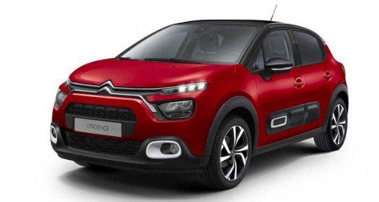 Gewerbe: Citroën C3 Feel 2020 mit 83PS inkl. Wartung + Verschleiß für 66€ mtl.   LF 0,66