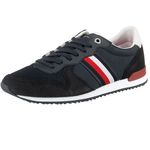 Tommy Hilfiger Iconic Material Mix Sneaker für 54,39€ (statt 75€)