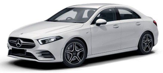 Ausverkauft! Privat: Mercedes A Klasse Limousine A250e DCT Edition 2020 Hybrid mit 218PS als Privat Leasing für nur 159€   LF 0,39