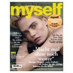 GRATIS! 3 Ausgaben myself Frauen Magazin ganz ohne Prämie