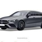 Gewerbe: Mercedes CLA 250 E DCT Shooting Brake mit 218 PS für 119€ mtl. netto