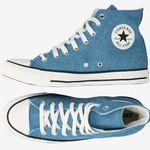 Converse Chuck Taylor All Star in Blue Denim für 24,95€ (statt 44€) – Restgrößen