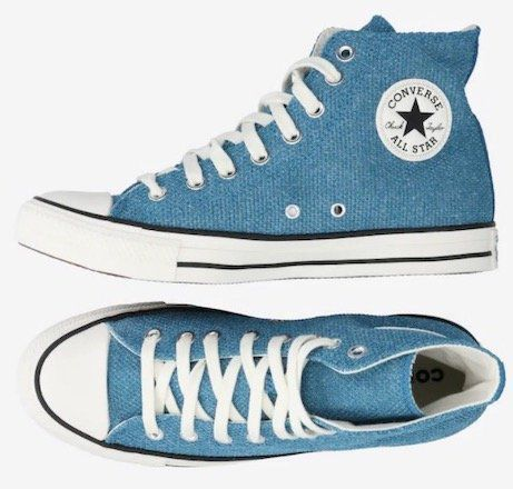 Converse Chuck Taylor All Star in Blue Denim für 24,95€ (statt 44€)   Restgrößen
