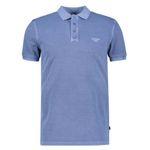 JOOP Ambrosio Poloshirt aus Baumwoll-Piqué in Blau für 47,92€ (statt 56€)