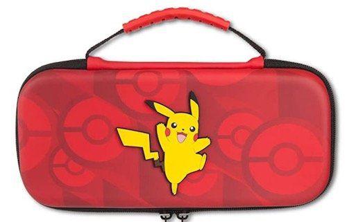 Nintendo Switch Pokémon Pikachu PowerA Travel Case für 14,11€ (statt 19€)