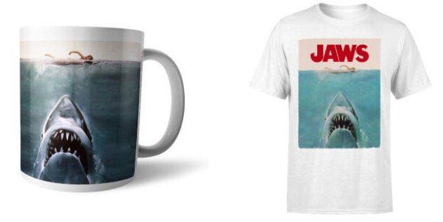 Der weiße Hai Tasse + T Shirt für 11,48€ (statt 22€)
