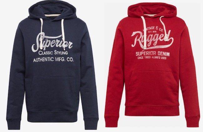 Jack & Jones Herren Sweatshirt in 3 Farben für je 17,45€ (statt 28€)