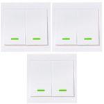 3er Pack Sonoff Wandschalter mit 433 MHz für 9,91€ (statt 16€) – Prime