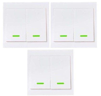 3er Pack Sonoff Wandschalter mit 433 MHz für 9,91€ (statt 16€)   Prime