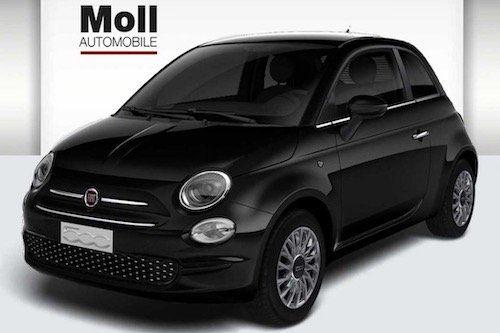 Fiat 500 Lounge mit 69 PS für nur 59€ mtl.   LF: 0.33