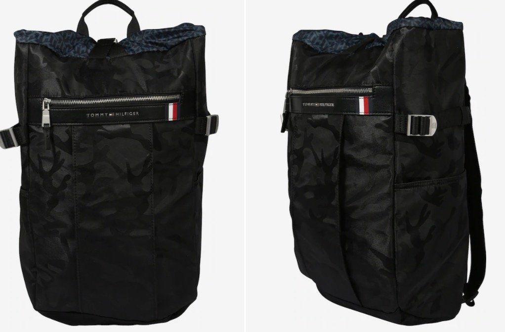 Tommy Hilfiger Elevated Nylon Camo Draws Tasche für 56,94€ (statt 98€)