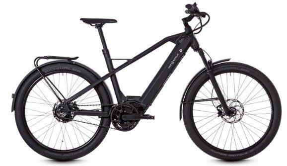 HNF Nicolai S Pedelec Urbanbike XD3 27,5 Zoll bis 45 km/h in verschiedenen Farben ab 4197,49€ (statt 4.695€)