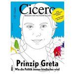 TOP! GRATIS – 3 Ausgaben Cicero ganz ohne Prämie