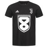 Juventus Turin Meister Herren Fan T-Shirt für 11,94€ (statt 23€)
