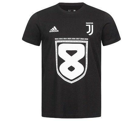 Juventus Turin Meister Herren Fan T Shirt für 11,94€ (statt 23€)