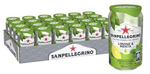 24er Packs San Pellegrino ab 17,09€ zzgl. 6€ Pfand