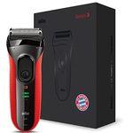 Braun Series 3 3030s Rasierer FC Bayern Edition ab 44,99€ (statt 70€)