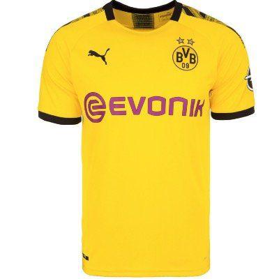 Puma Home Herren Trikot Borussia Dortmund 2019/20 ab 27,99€   oder 2 Stück für 39,99€
