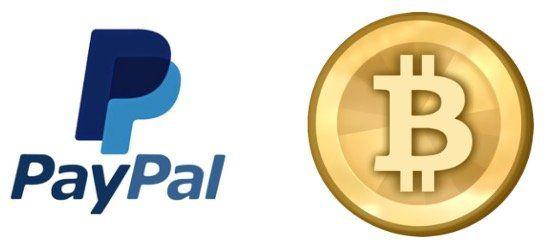 Paypal plant Integration von Kryptowährungen wie Bitcoin in die Plattform