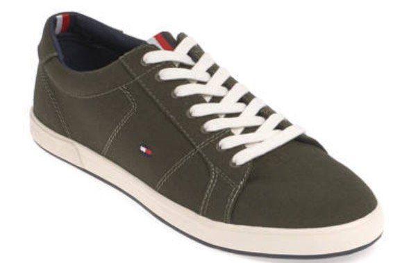 Vorbei! Tommy Hilfiger Iconic Long Lace Sneaker für 19,95€ (statt 48€)   wenig Größen