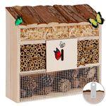 Kesser Insektenhotel inkl. Füllmaterialien für 15,12€
