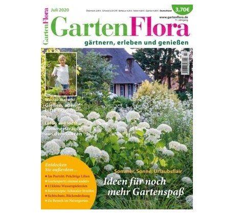 GRATIS! 3 Ausgaben GartenFlora komplett ohne Prämie (statt 13€)