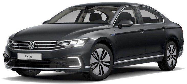 Gewerbe: VW Passat GTE Limuosine mit 156 PS für 99€mtl. netto   LF: 0.26