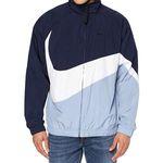 Schnell? Nike Swoosh Woven Jacke für 39,99€(statt 90€) – S, M, L