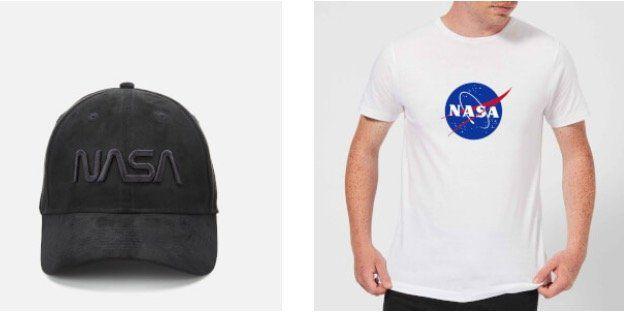 Zavvi Geburtstag (alles ohne Versandkosten)   z.B. Nasa T Shirt + Cap für 14,99€ (statt 32€)