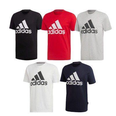 adidas MH Badge of Sport T Shirts in verschiedenen Farben und Größen für 15,95€ (statt 20€)