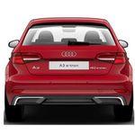Gewerbe: AUDI e-tron A3 Sportback Hybrid S-Tronic mit 150PS in Tangorot Metallic für 199€ netto – LF 0,64