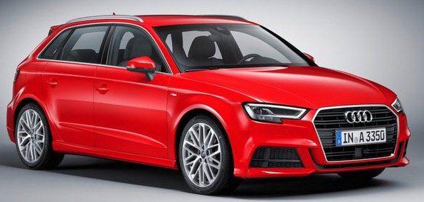 Für Schwerbehinderte: Audi A3 Sport 40 TFSI e tron mit 150 PS inkl. Wartung für 195€mtl.   LF: 0.58