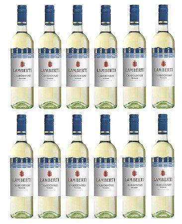 Weinhandel Italien mit 10% Rabatt auf Alles   z.B. 12x Lamberti Chardonnay Trevenezie für 41,81€ (statt 66€)
